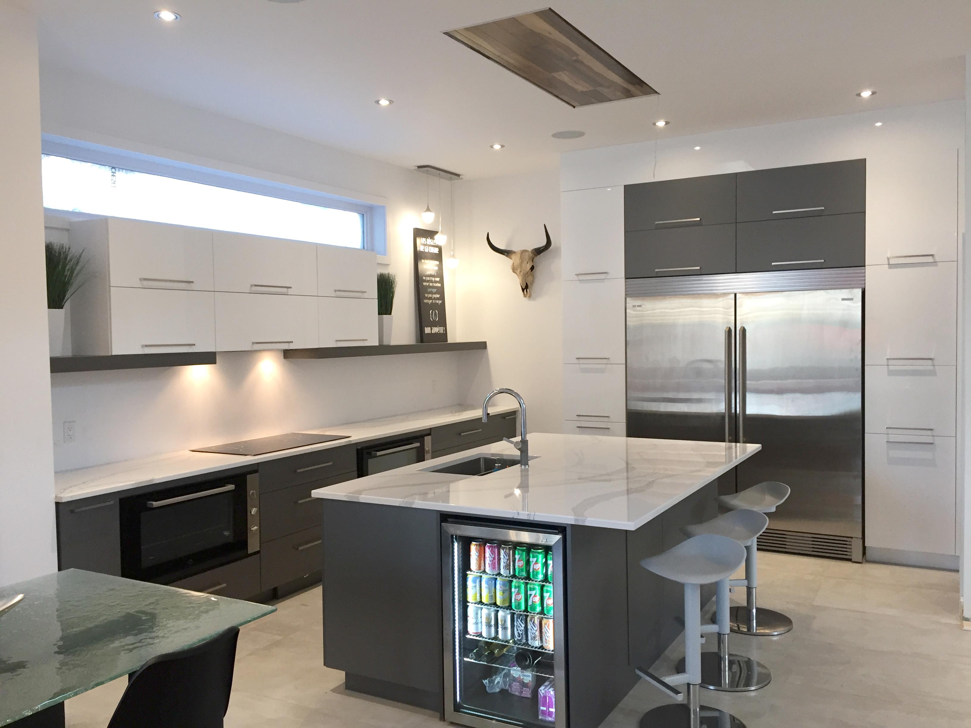 Fabricant De Caisson De Cuisine armoires xcetera: fabricant d'armoires de cuisine haut de